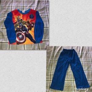 Avengers pajamas